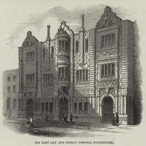The Roby Day and Sunday Schools, Manchester