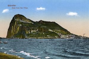 The Rock of Gibraltar, 1945