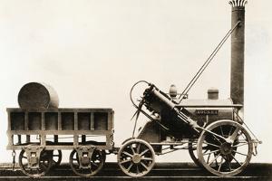 The Rocket Locomotive