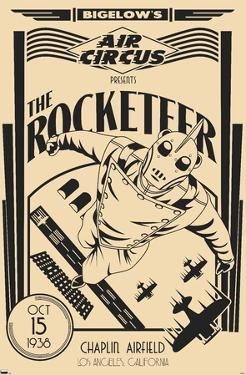 The Rocketeer - Air Circus