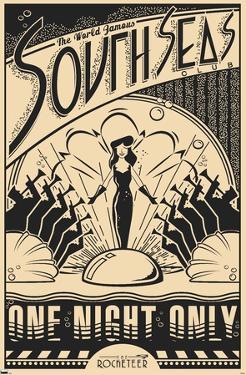 The Rocketeer - South Seas Club