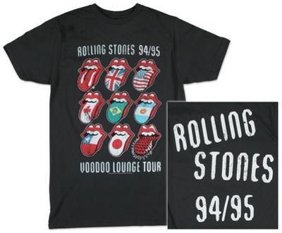 The Rolling Stones - Voodoo Tongues Vintage