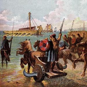 The Romans Conquer Britain