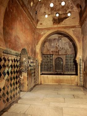 The Royal Baths in the Harem