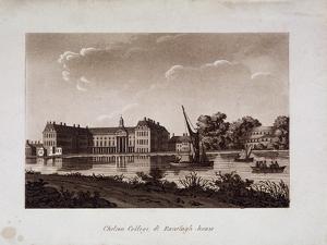 The Royal Hospital and Ranelagh House, Chelsea, London, C1800