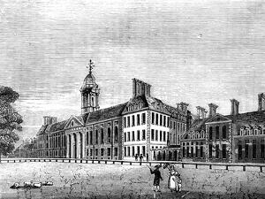 The Royal Hospital, Chelsea, London, 19th Century