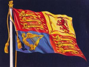 The Royal Standard of the United Kingdom, 1937