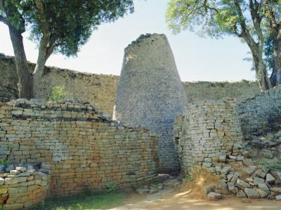 The Ruins of Great Zimbabwe, Zimbabwe by I Vanderharst