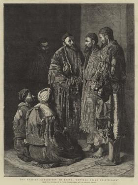 The Russian Expedition to Khiva, Central Asian Politicians