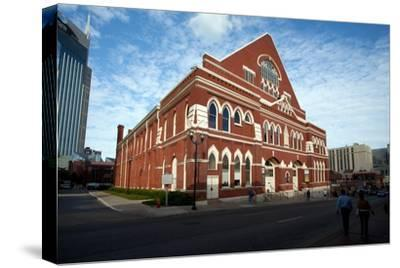 The Ryman Auditorium in Nashville Tennessee