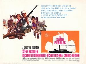 The Sand Pebbles, 1966