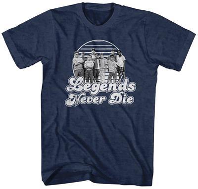 The Sandlot- Legends Never Die Badge