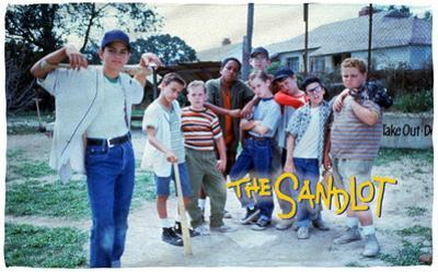 The Sandlot - Squad Beach Towel