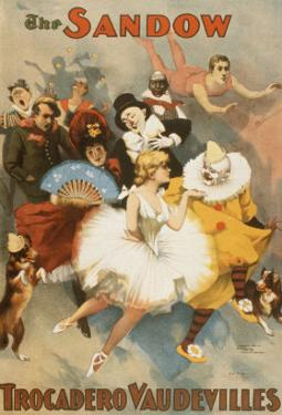 The Sandow Trocadero Vaudevilles