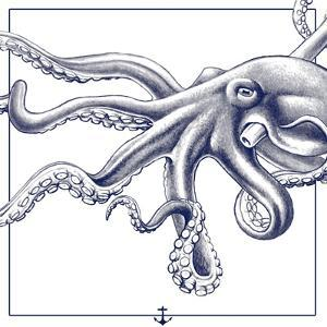 Octopus by The Saturday Evening Post
