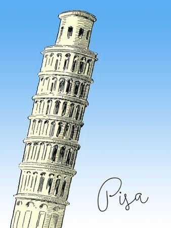 Pisa by The Saturday Evening Post