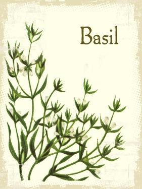 Savory Basil by The Saturday Evening Post
