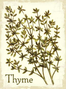 Savory Thyme by The Saturday Evening Post