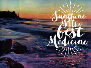 Sunshine Is The Best Medicine by The Saturday Evening Post