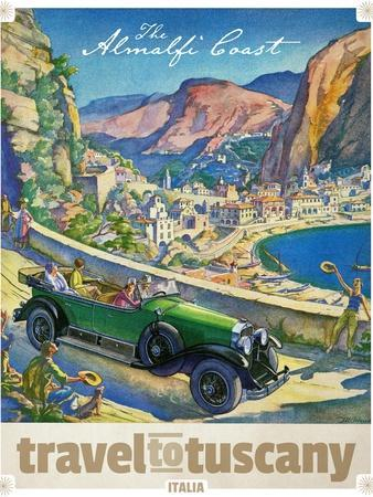 Travel Poster - Italy