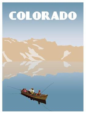 Visit Colorado by The Saturday Evening Post