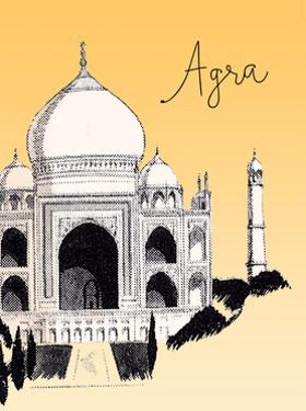 Visit India by The Saturday Evening Post
