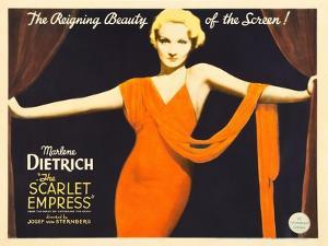 The Scarlet Empress, 1934