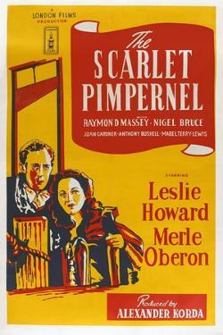 The Scarlet Pimpernel, 1934