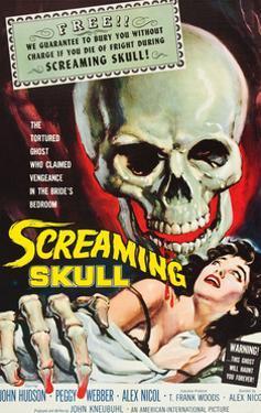 The Screaming Skull, 1958