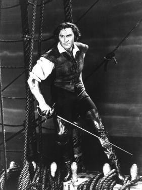 The Sea Hawk, Errol Flynn, 1940