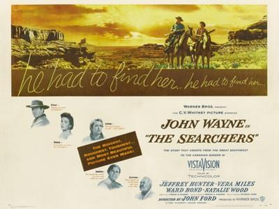 The Searchers, 1956
