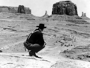 The Searchers, John Wayne, 1956