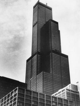 The Sears Tower, Chicago, Illinois, 1970's