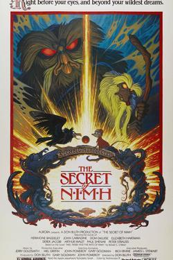 THE SECRET OF NIMH [1982], directed by DON BLUTH.
