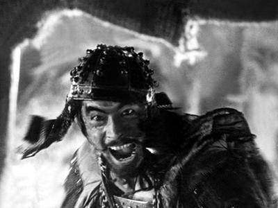 The Seven Samurai, (aka Shichinin No Samurai), Toshiro Mifune, 1954
