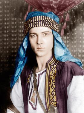 THE SHEIK, Rudolph Valentino, 1921