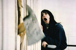 The Shining, Shelley Duvall, Directed by Stanley Kubrick, 1980