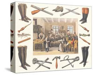The Shoemaker, c.1830