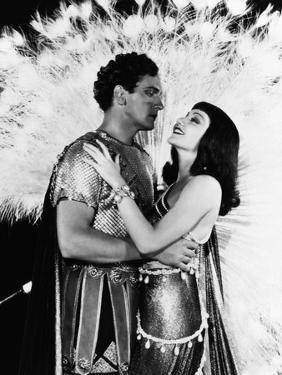 The Sign Of The Cross, Fredric March, Claudette Colbert, 1932
