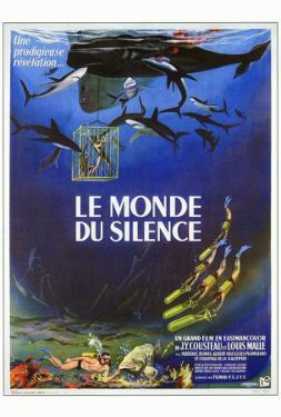 The Silent World - French Style