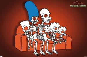 The Simpsons: Treehouse of Horror - Family Bones