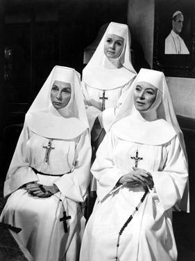 The Singing Nun, Agnes Moorehead, Debbie Reynolds, Greer Garson, 1966