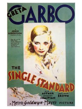 The Single Standard, 1929