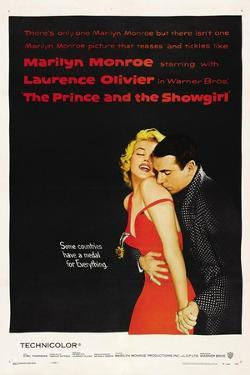"""The Sleeping Prince, 1957, """"The Prince And the Showgirl"""" Directed by Laurence Olivier"""