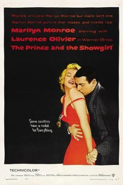 "The Sleeping Prince, 1957, ""The Prince And the Showgirl"" Directed by Laurence Olivier"