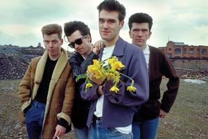 The Smiths Flowers Manchester 1983