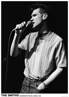 The Smiths- Morrissey- London 1984