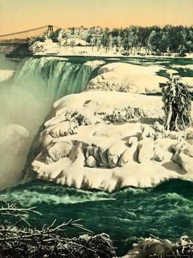 The Snow on the River Niagara