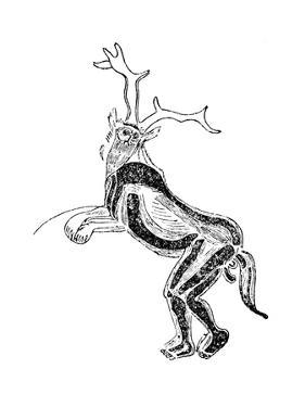 The Sorcerer, Medicine Man, or Shaman