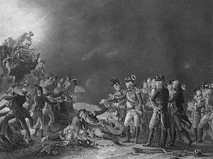 The Sortie Made by the Garrison of Gibraltar, 27 November 1781 by J Rogers